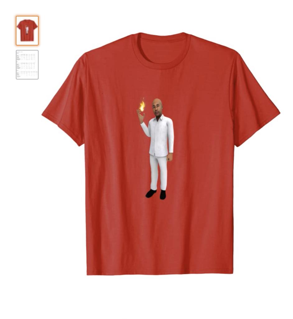 MERCemoji Tee - Mercury T-Shirt
