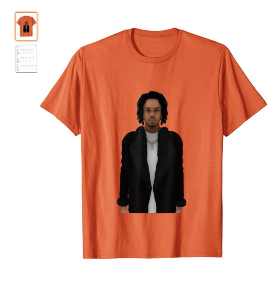 MERCemoji - Jay Denero - VIXEVERSA T-Shirt